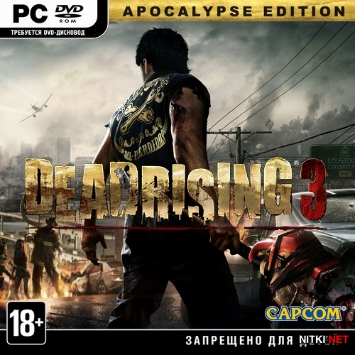 Dead Rising 3 - Apocalypse Edition (2014/RUS/ENG/MULTI11/RePack)