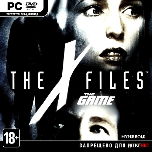 X-Files: The Game (1998/RUS/ENG/RePack by R.G.Механики)