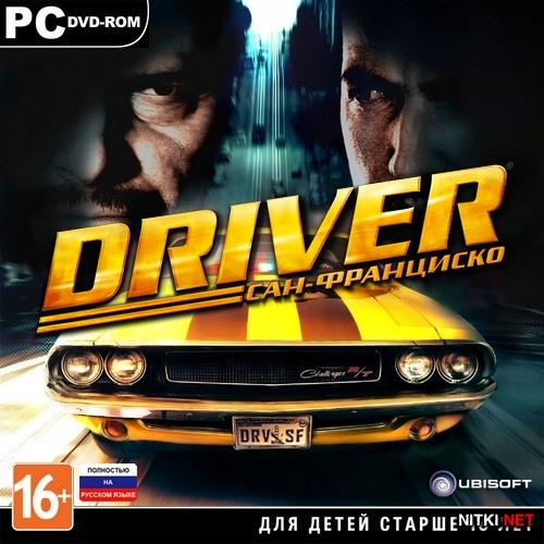 Driver: ���-��������� / Driver: San Francisco *v.1.04* (2011/RUS/ENG/MULTi6/RePack by R.G.��������)