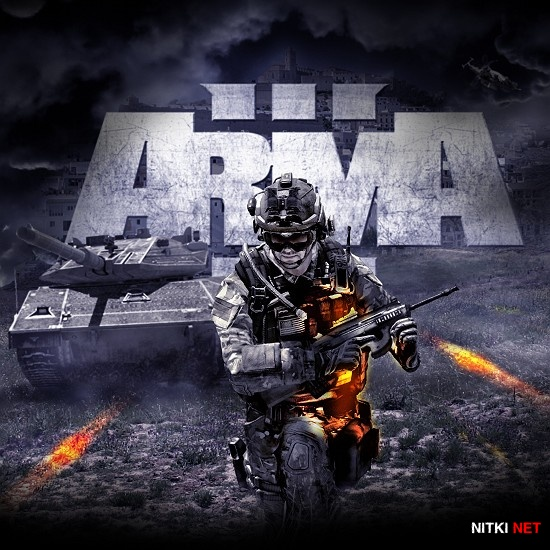 Arma 3 (2013/RUS/ENG/Repack R.G. Steamgames)