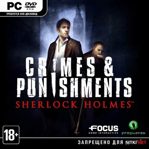 ������ �����: ������������ � ��������� / Sherlock Holmes: Crimes & Punishments (2014/RUS/ENG/Steam-Rip by R.G.Steamgames)