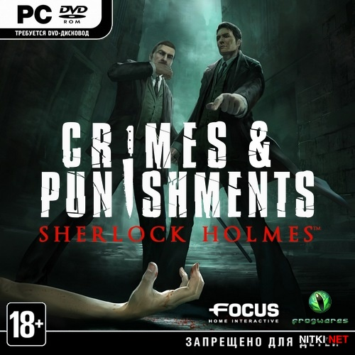 ������ �����: ������������ � ��������� / Sherlock Holmes: Crimes & Punishments (2014/RUS/ENG/RePack by xatab)