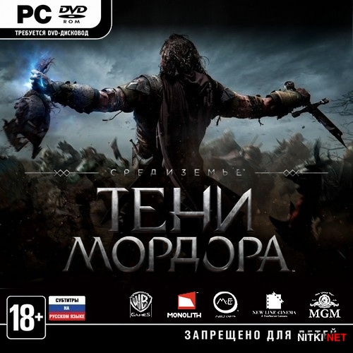 ����������: ���� ������� / Middle-earth: Shadow of Mordor (2014/RUS/ENG/RePack by XLASER)