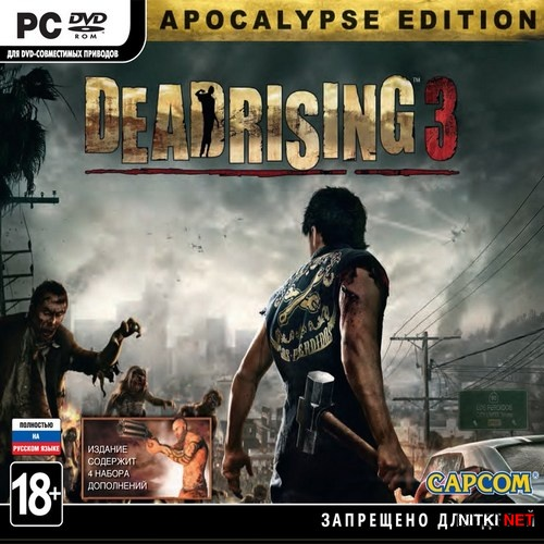 Dead Rising 3 - Apocalypse Edition *v.1.0u2* (2014/RUS/ENG/RePack by R.G.Механики)