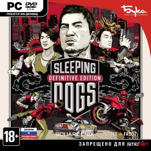Sleeping Dogs: Definitive Edition (2014/RUS/ENG/MULTI7/RePack by R.G.��������)