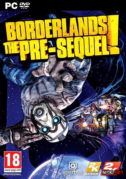 Borderlands: The Pre-Sequel (2014/RUS/ENG/RePack R.G. Freedom)