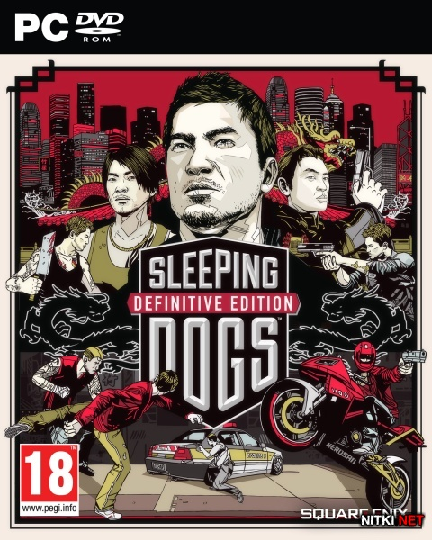 Sleeping Dogs: Definitive Edition v1.0u1 (2014/RUS/ENG/MULTi5/RePack by Decepticon)