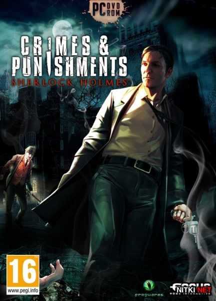 Sherlock Holmes: Crimes and Punishments (2014/RUS/ENG/RePack R.G. Revenants)