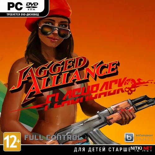 Jagged Alliance: Flashback (2014/ENG/RePack by R.G.��������)