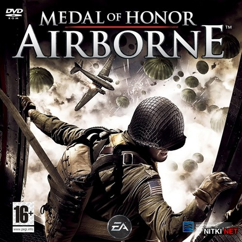 Medal Of Honor. Airborne (2007/RUS/ENG/RiP by R.G.��������)