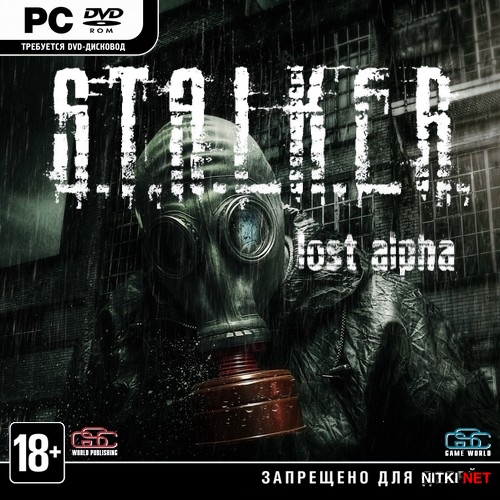 S.T.A.L.K.E.R. Lost Alpha *v.1.3003* (2014/RUS/ENG/MULTi5/RePack by R.G.Catalyst)