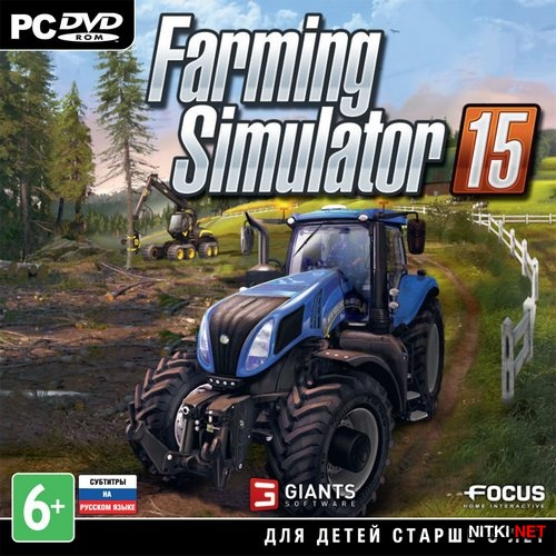Farming Simulator 2015 (2014/RUS/ENG/MULTi18) *CODEX*