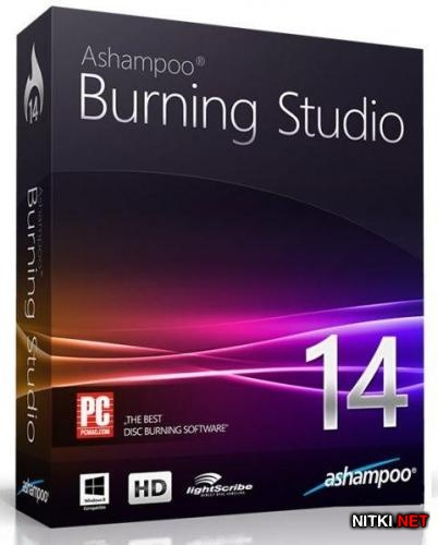 Ashampoo Burning Studio 14.0.9.8 Portable