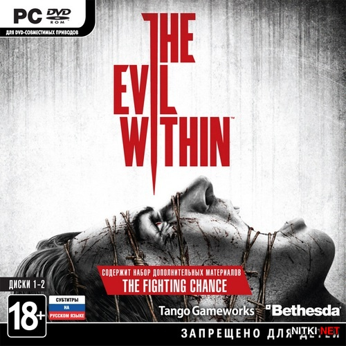 The Evil Within *v.1.0u1* (2014/RUS/ENG/MULTi7/RePack by R.G.Steamgames)