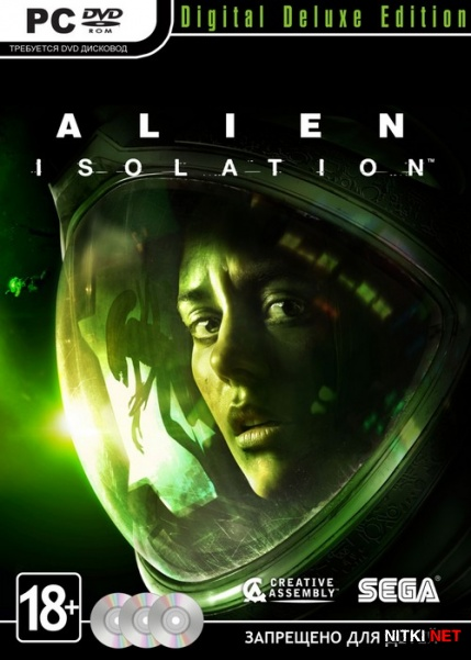 Alien: Isolation - Digital Deluxe Edition *v.1.0.u1 + DLC's* (2014/RUS/RePack by xatab)