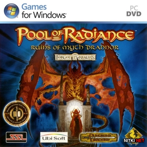 Pool of Radiance: Ruins of Myth Drannor (2002/RUS/ENG/RePack by R.G.Catalyst)