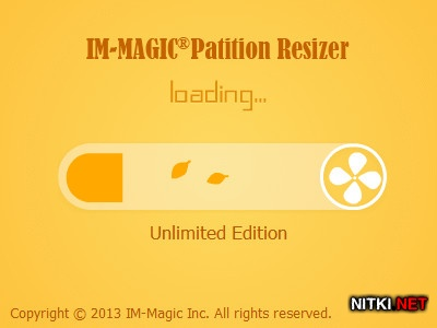 IM-Magic Partition Resizer 2.3.0 Professional / Unlimited / Enterpirse / Server Edition