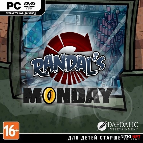 Randal's Monday (2014/RUS/ENG/RePack by XLASER)