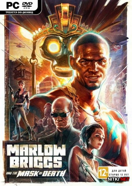 Marlow Briggs and The Mask of Death (2013/ENG/RePack by R.G.Механики)