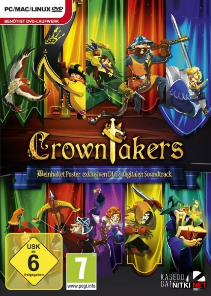 Crowntakers (2014/RUS/ENG/MULTi6) *HI2U*