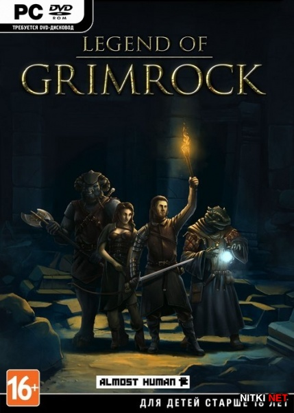 Legend of Grimrock Dilogy (2012-2014/RUS/ENG/RePack by R.G.Механики)