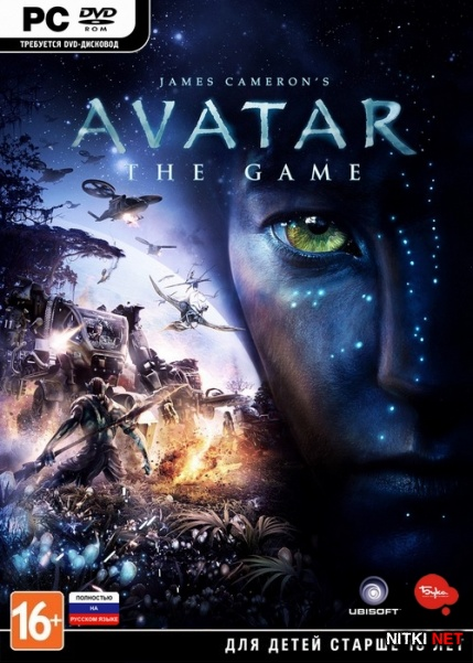 James Cameron's Avatar: The Game (2009/RUS/ENG/RePack by R.G.Механики)