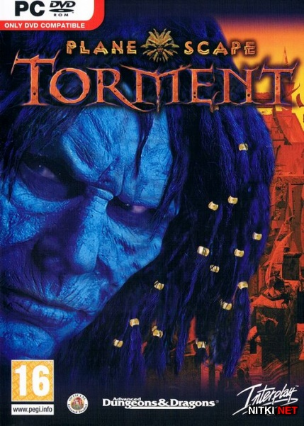Planescape: Torment (1999/RUS/ENG/RePack by R.G.Механики)