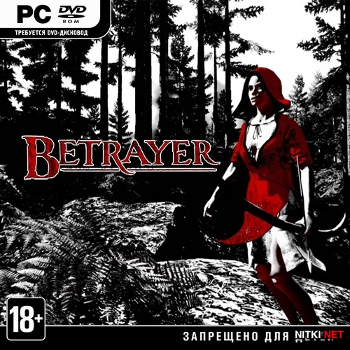 Betrayer (2014/ENG/MULTi5/RePack by Let'sРlay)