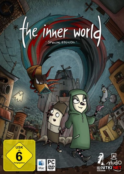 The Inner World (2013/RUS/ENG/DEU/RePack by R.G.Механики)