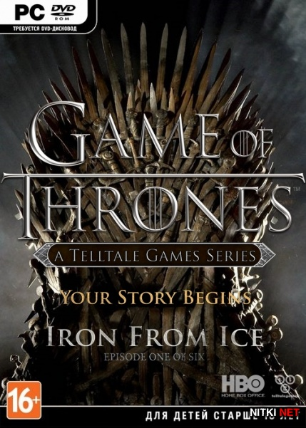 Game of Thrones: Episode 1 - Iron From Ice (2014/RUS/ENG/Full/RePack)