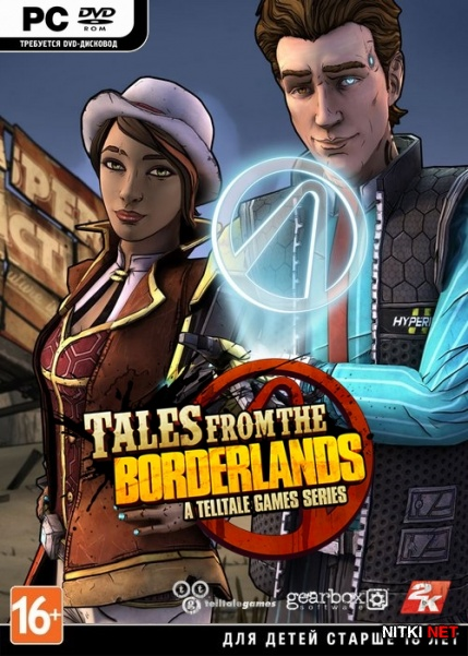 Tales from the Borderlands: Episode One - Zer0 Sum (2014/RUS/ENG/RePack)