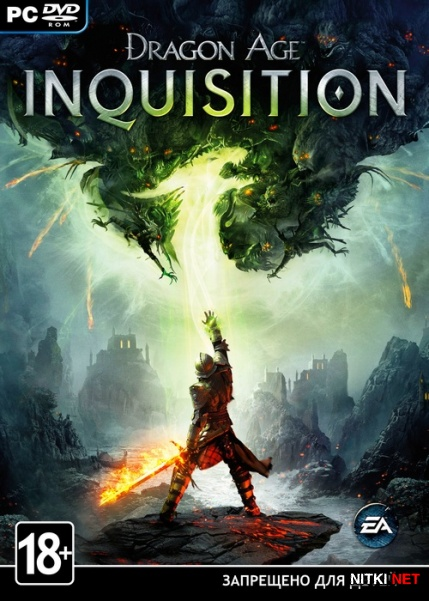 Dragon Age: Инквизиция / Dragon Age: Inquisition (2014/RUS/ENG/RePack)
