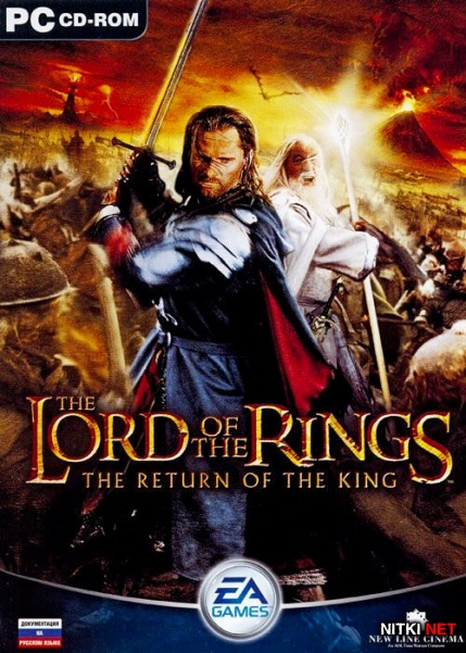 The Lord of the Rings: Тhe Return of the King (2003/RUS/ENG/MULTi6/RePack)
