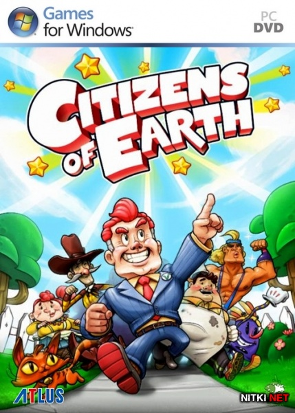 Citizens of Earth (2015/ENG/MULTi5) *RELOADED*