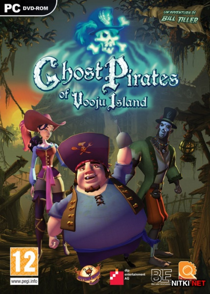 Ghost Pirates of Vooju Island (2010/RUS/ENG/RePack)