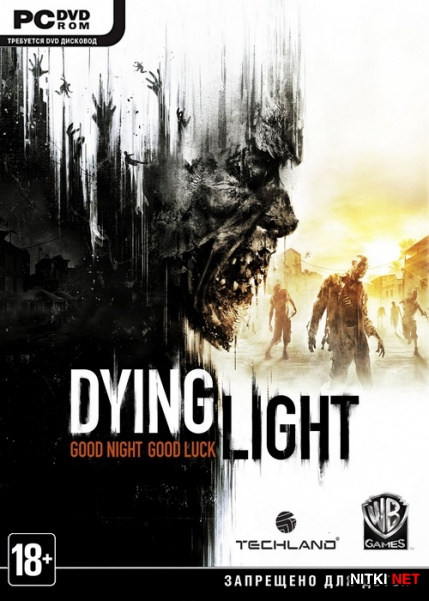 Dying Light - Ultimate Edition (2015/RUS/ENG/MULTi8/Full/RePack)
