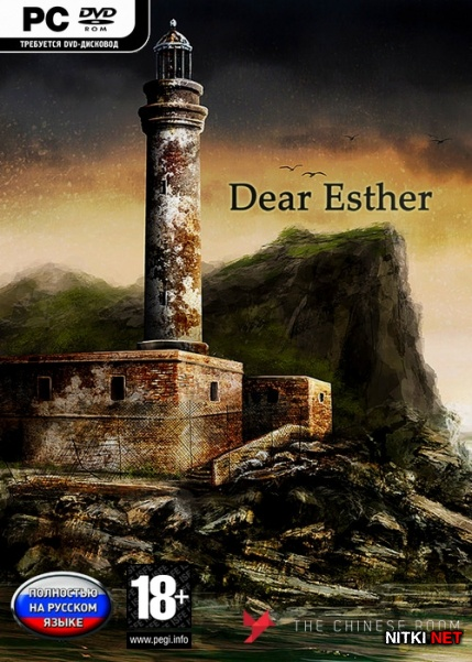 Дорогая Эстер / Dear Esther (2012/RUS/ENG/MULTi14/RePack)