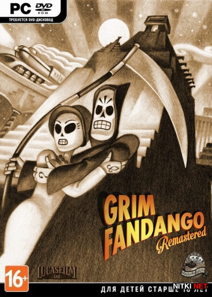 Grim Fandango Remastered (2015/ENG/MULTi6)