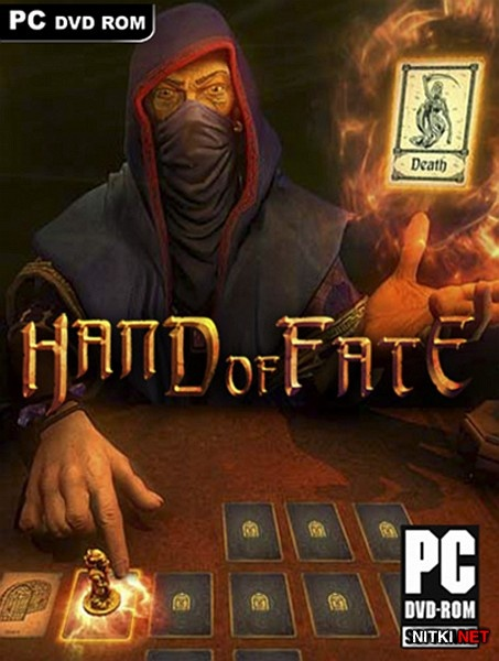 Hand Of Fate (2015/RUS/MULTI5/RePack R.G. Steamgames)