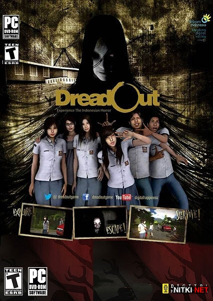 DreadOut. Act 0-2 (2015/ENG/Repack by FitGirl)