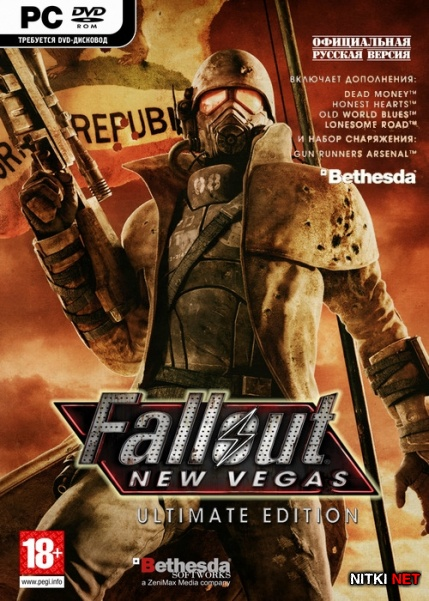 Fallout: New Vegas - Ultimate Edition *v.1.4.0.525* (2012/RUS/ENG/RePack)