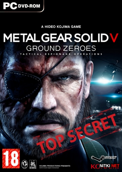 Metal Gear Solid V: Ground Zeroes (2014/RUS/ENG/MULTi8/RePack)