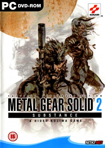 Metal Gear Solid 2: Sons of Liberty - Substance (2003/ENG/MULTi5/RePack)
