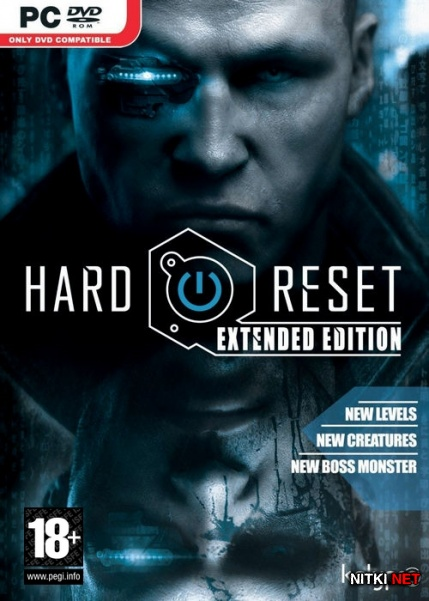 "Hard Reset. Extended Edition (2012/RUS/ENG/MULTi6) ""PROPHET"""