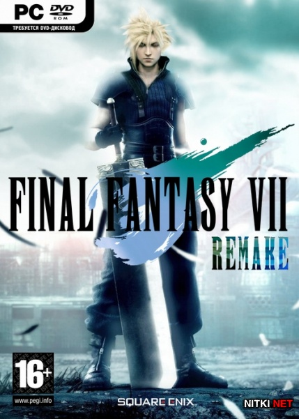 Final Fantasy VII Remake *v.1.06* (2012/ENG/RePack)