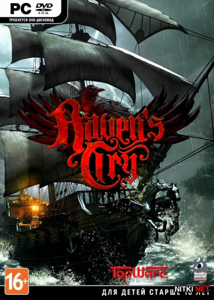 Raven's Cry *v.1.0.1* (2015/ENG/RePack)