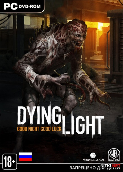 Dying Light *v.1.3.0* (2015/RUS/ENG/RePack)