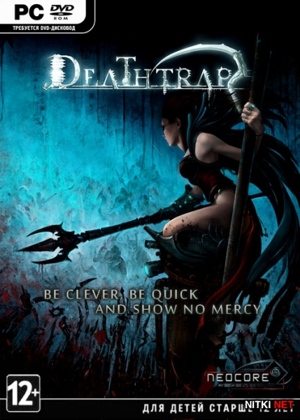 Deathtrap *v.1.0.1* (2015/RUS/ENG/MULTi9/RePack)