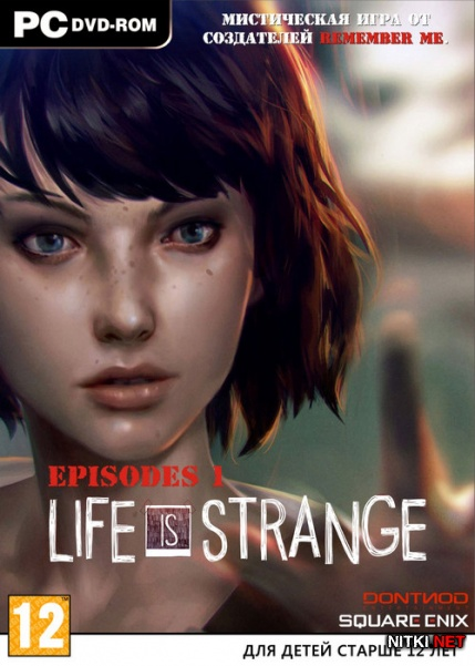 Life Is Strange: Episode 1 - Chrysalis *v.1.0.8623.0* (2015/RUS/ENG/RePack)