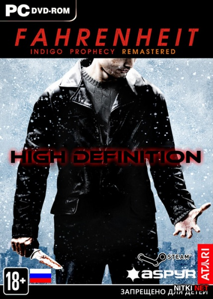 Fahrenheit: Indigo Prophecy Remastered *Update 1* (2015/RUS/ENG/MULTI5/RePack)
